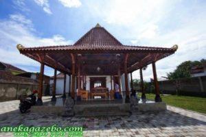 Gazebo Besar Model Bali