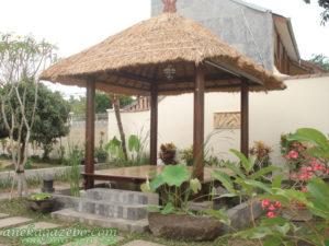 Gazebo Taman Alang Alang Gapit